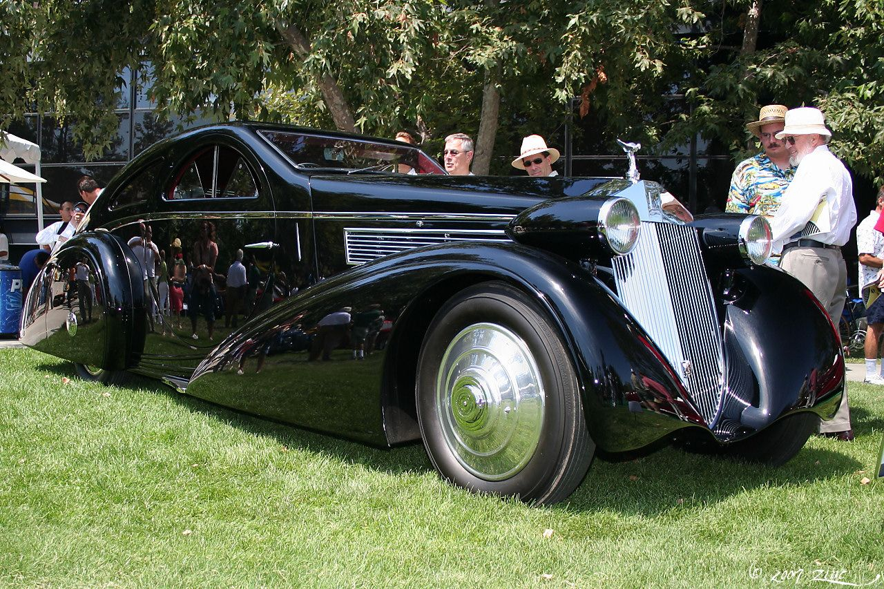 The most stunning car ever invented, 1935 Rolls-Royce Phantom I ...
