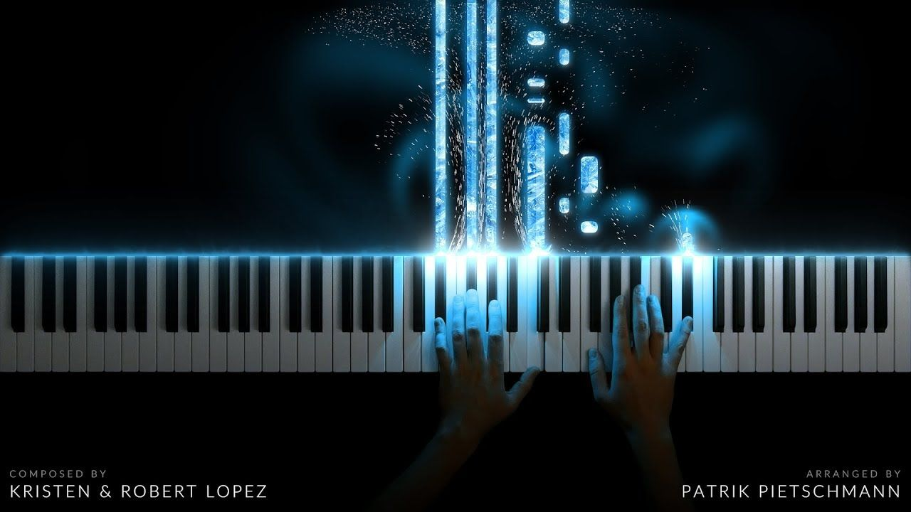 Frozen 2 Into The Unknown Piano Version With Images Piano