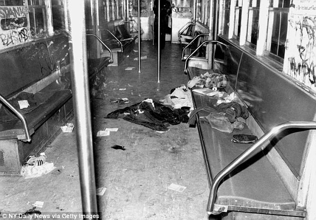 1984 New York City Subway shooting