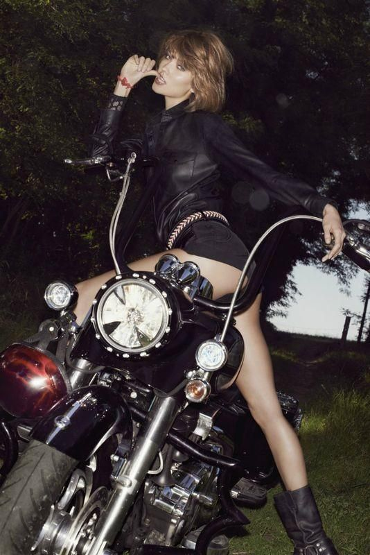 Style Karlie Katja Kloss Vogue By Rahlwes For ParisLeather tsrCxdhQBo