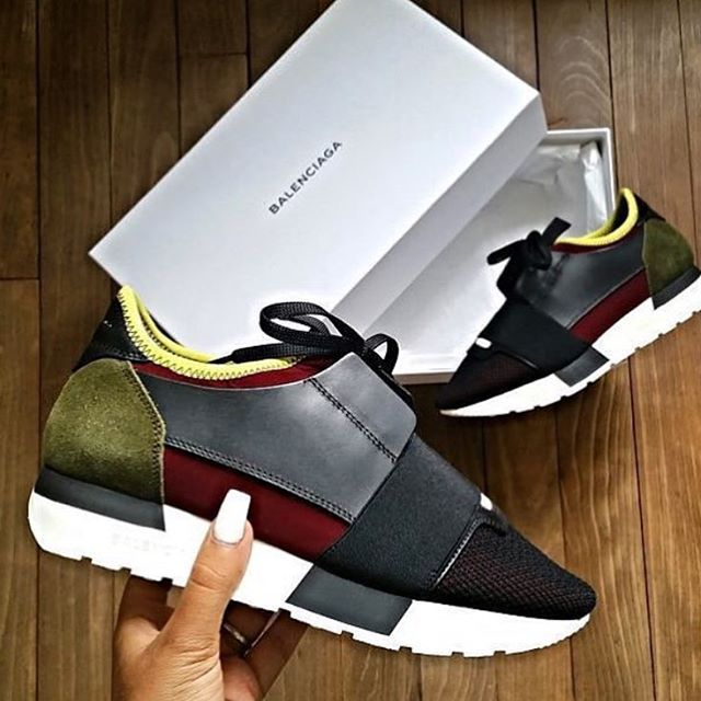 Love these Balenciaga race runners. || Follow for more ... | 640 x 640 jpeg 61kB