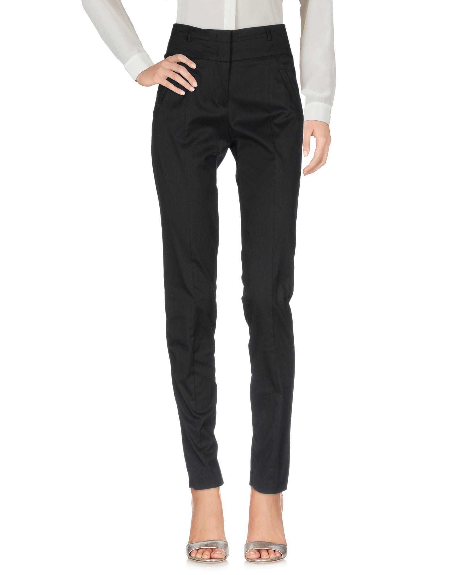 awesome ARMANI JEANS Damen Hose Farbe Schwarz Größe 2