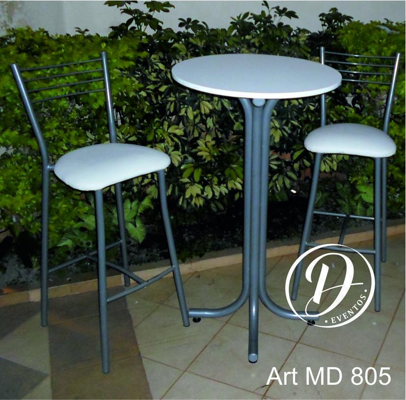 Art m/d 805 alquiler de mesas y alquiler de sillas altas ...