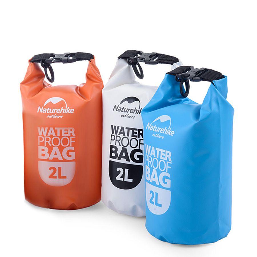 2L Outdoor Waterdichte Zakken Drifting Rafting Kano Zwemmen Camping Wandelen Dry Bag Pouch