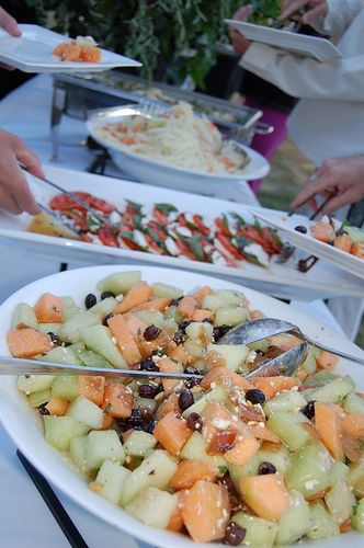 Wedding Menu Ideas On A Budget For Spring Summer Fall And Winter Reception Food Wedding Food Wedding Appetizers