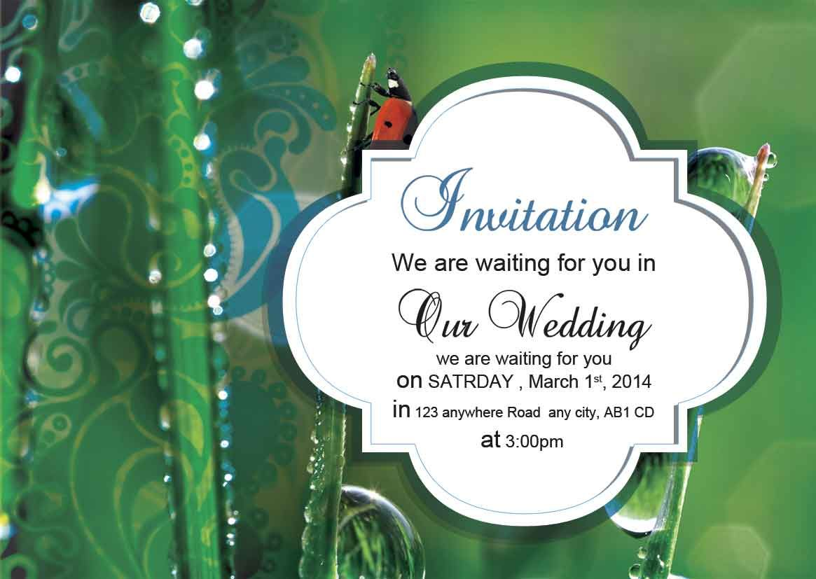 Pin By Ehab Aisheh On Cards Pinterest Invitation Cards Online