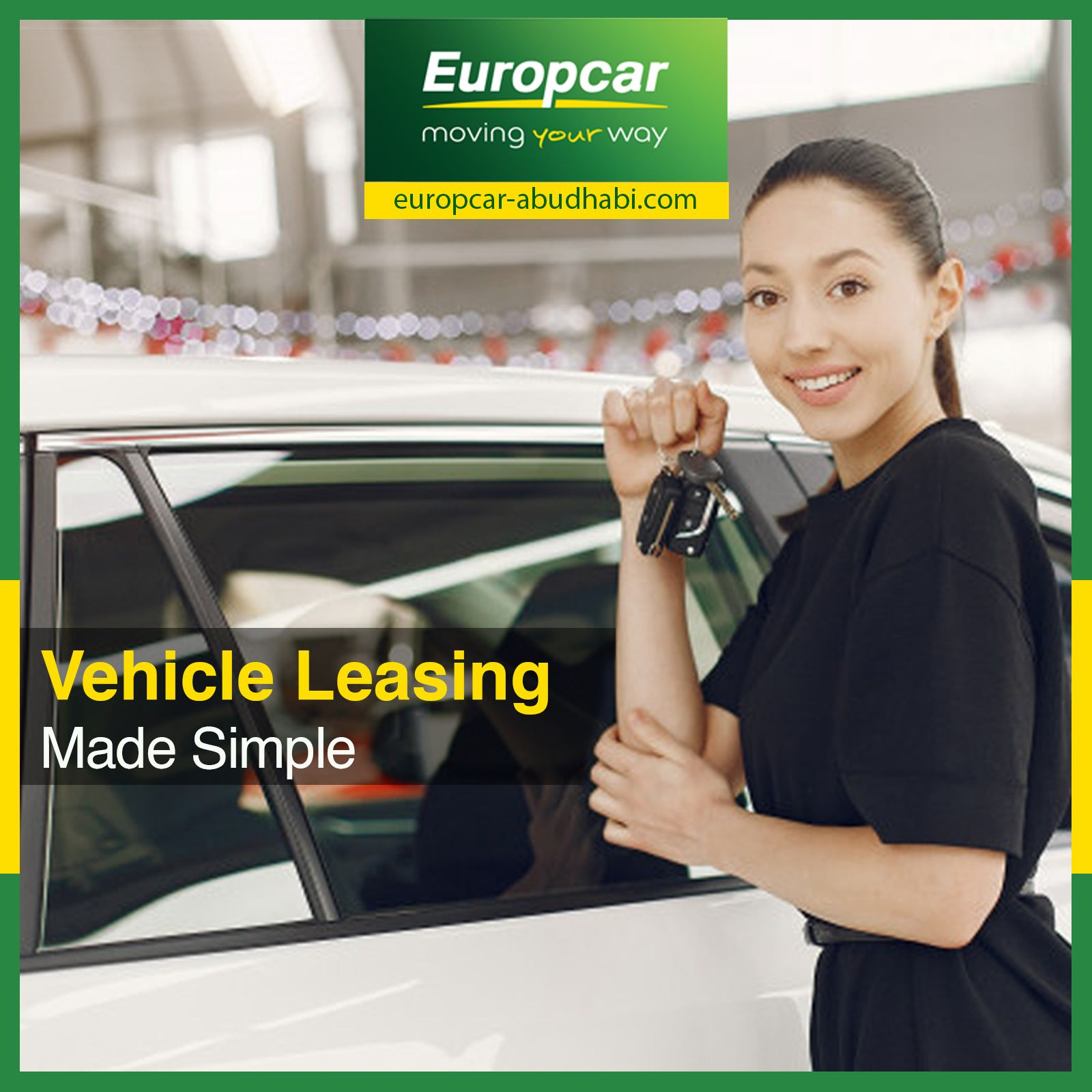 At Europcar Abu Dhabi we have a dedicated Car Lease division, who can help answer your questions on both personal and corporate car leasing. With a full range of leasing options on almost all cars currently in the market, Europcar Abu Dhabi provides great cost and choice when looking to lease a car. Call us now : 026261441 Ext 24, 25 Visit our website: www.europcar-abudhabi.com #europcar #movingyourway #abudhabi #carleasing #carrental #rentacar