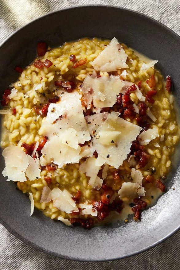 Risotto Alla Carbonara Recipe on Food52