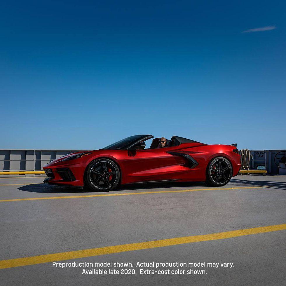 More 2021 Chevy Corvette C8 Details Revealed Including New Colors Corvette Corvette Convertible Chevy Corvette
