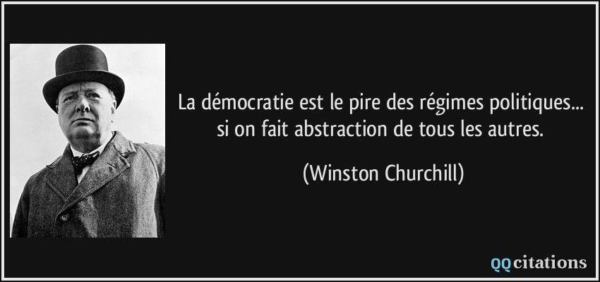 Winston Churchill Winston Churchill Churchill Et Regime Politique