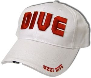 Scuba Dive Hat Uzzi Amphibious Gear Big D Cap  9041f3cdc83