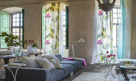 Operación cambio de cortinas: la luz (y la primavera) entran en casa