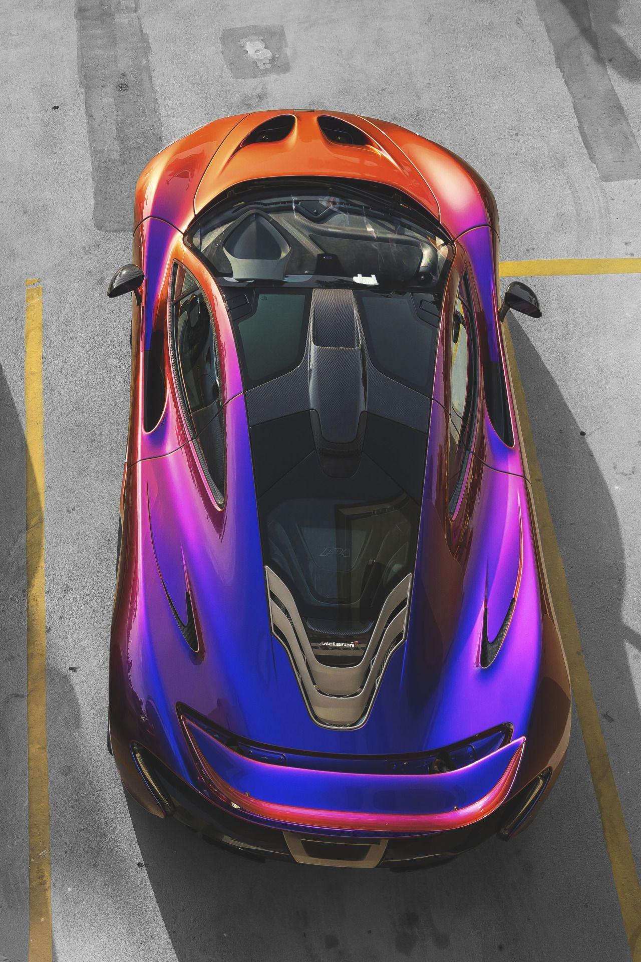 vividessentials McLaren P1 vividessentials Super cars