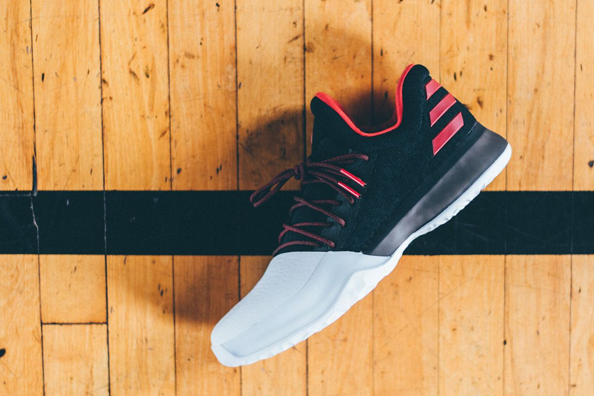 5d6989bd0b93e adidas Basketball Unveils James Harden First Signature Sneaker - EU Kicks  Sneaker Magazine