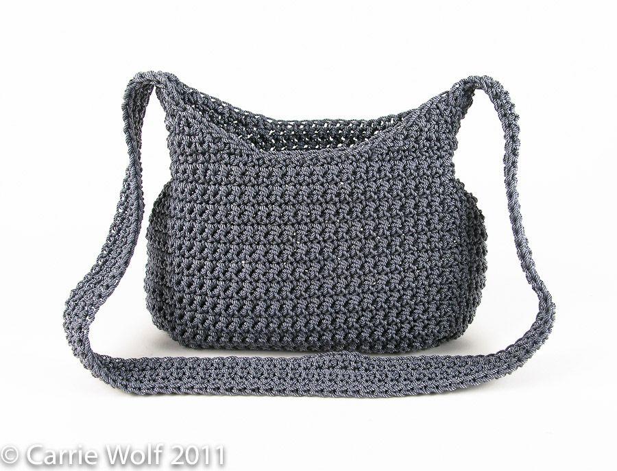 easy peasy crochet bag