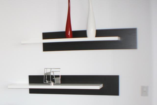 Df mobili ~ Estantes flotantes cubos estante flotante con fondo eme mobili