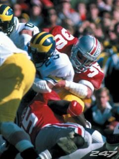 The 1986 Game Won By Michigan 26 24 Was A Great Battle Between