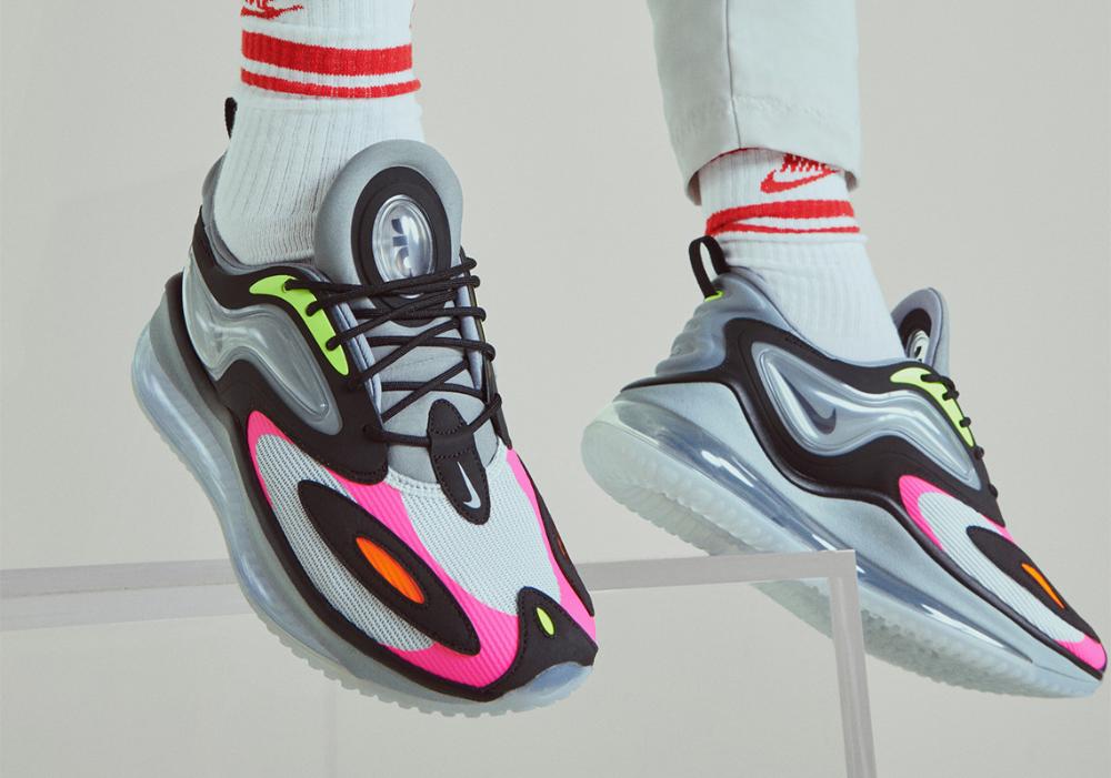 Nike Air Max Zephyr Dark Smoke Grey CT1682-001 | SneakerNews.com ...