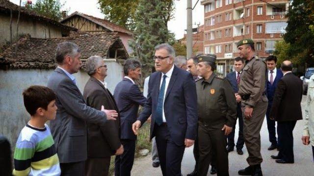 06.Başkent Haber: Şehit Astsubayın Yakınlarına Başsağlığı Ziyareti