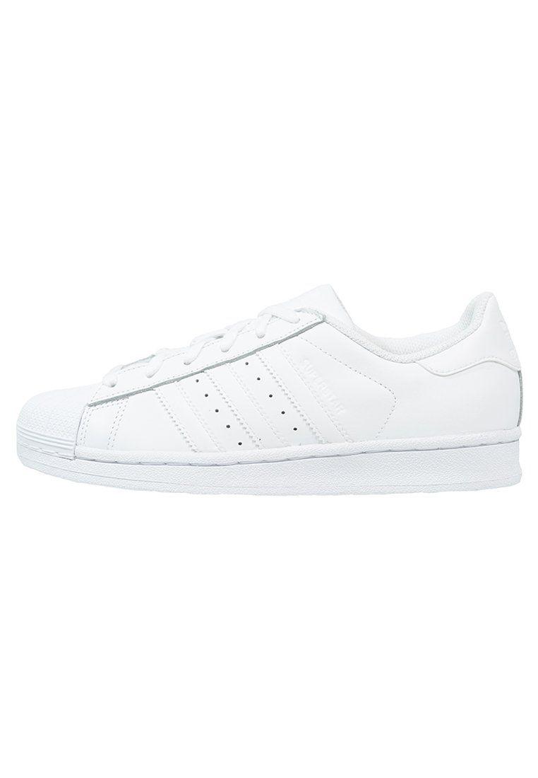 SUPERSTAR FOUNDATION Sneakers laag white @ Zalando.nl