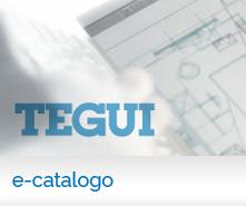 Porteros y videoporteros Tegui. Banner Estreno e-catalogo