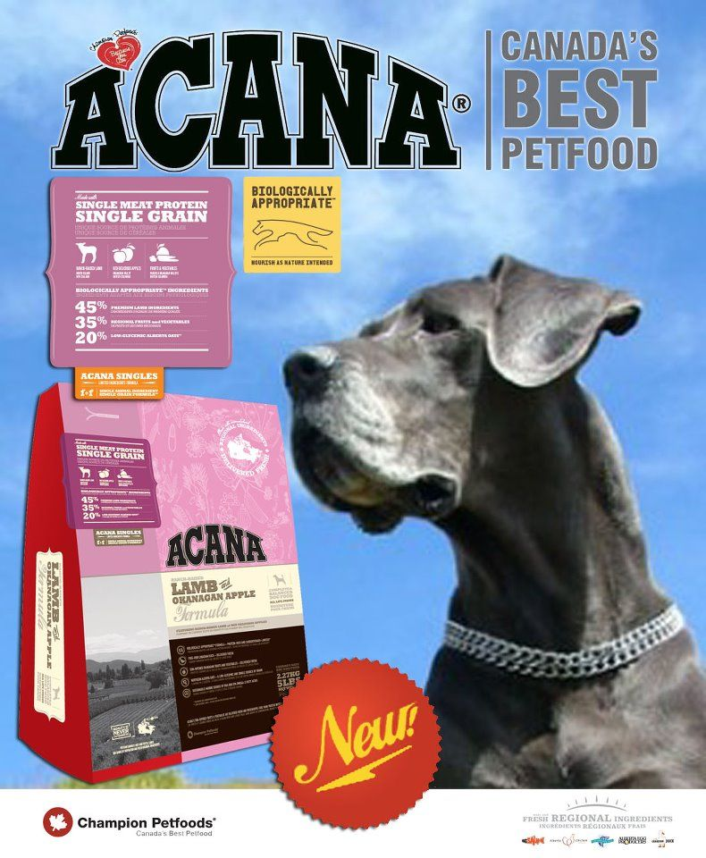Orijen Acana Pet Food If You Have A Pet You Should Really
