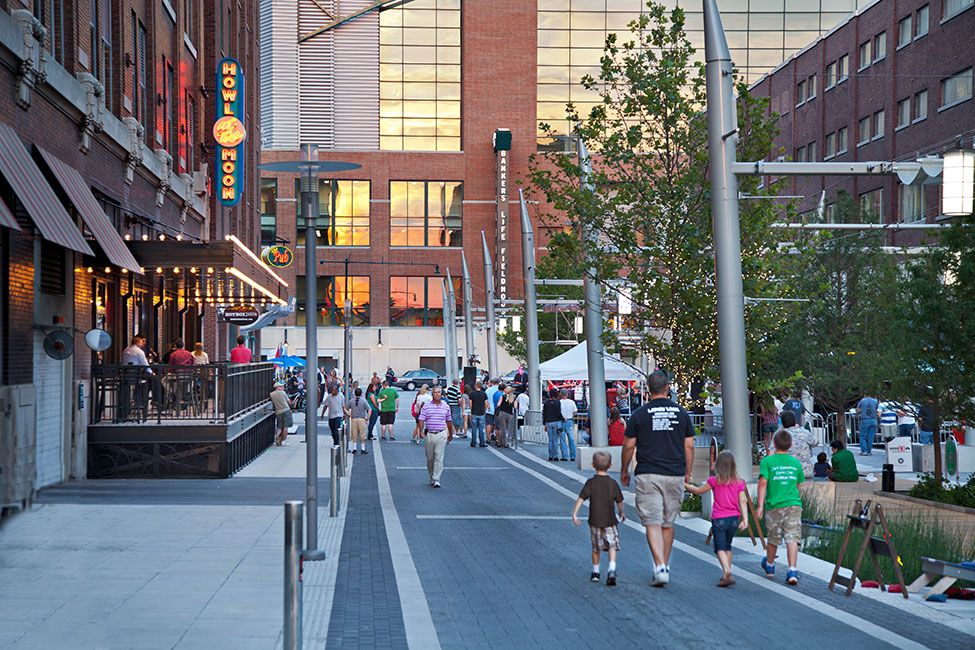 Marvelous Georgia Street By RATIO « Landscape Architecture Works Good Looking
