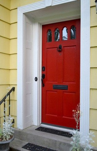 What Are The Best Paint Colours For Your Front Door Painted Front Doors Front Door Paint Colors Door Paint Colors