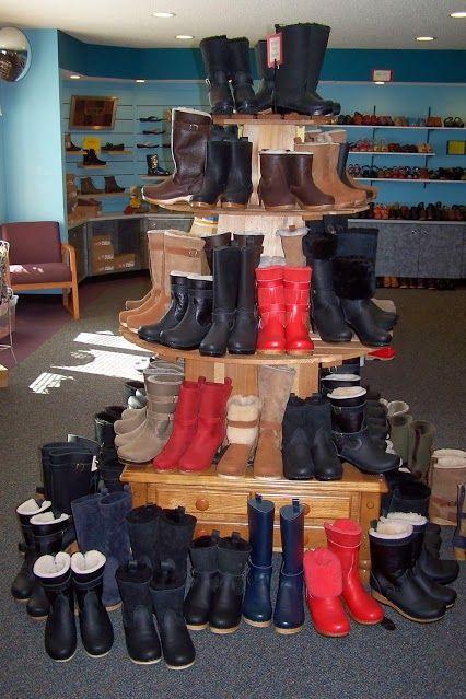Sven clogs, Clog boots