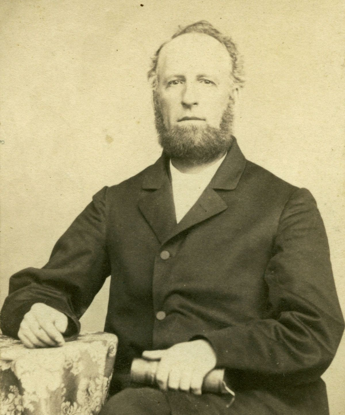 James White Was Co Founder Of The Seventh Day Adventist Church