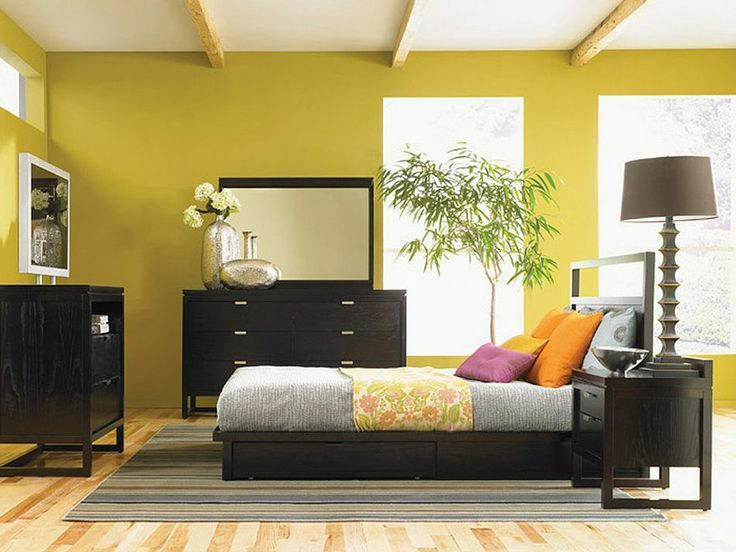 28 Relaxing Contemporary Bedroom Design Ideas • Unique Interior ...