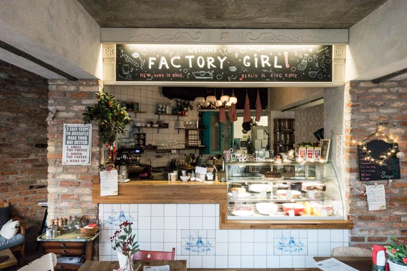 Breakfast At Factory Girl My First Meal In Berlin Germany Factory Girl Berlin Factory