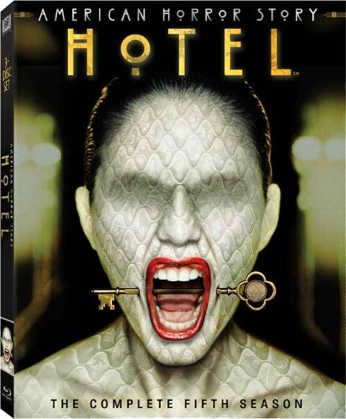 American Horror Story Hotel Tv 2015 Blu Ray With Images