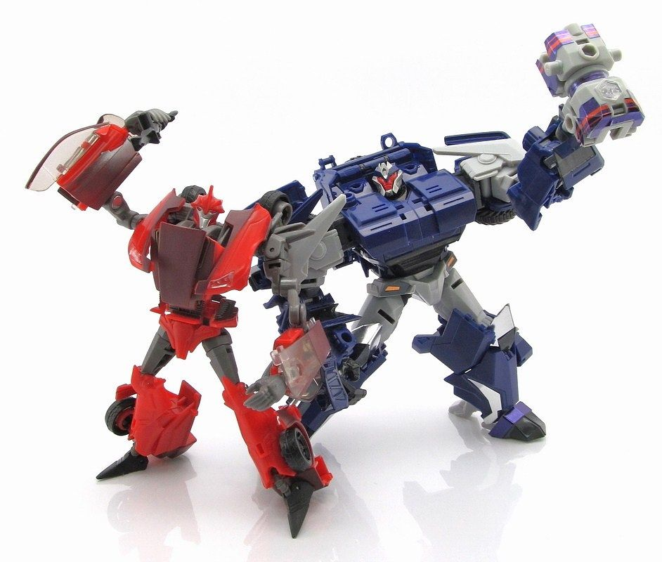 Transformers: Prime Knock Out and Breakdown | Transformers ...