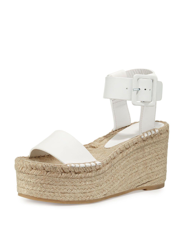 a9521e804b42 Abby Leather Espadrille Sandal