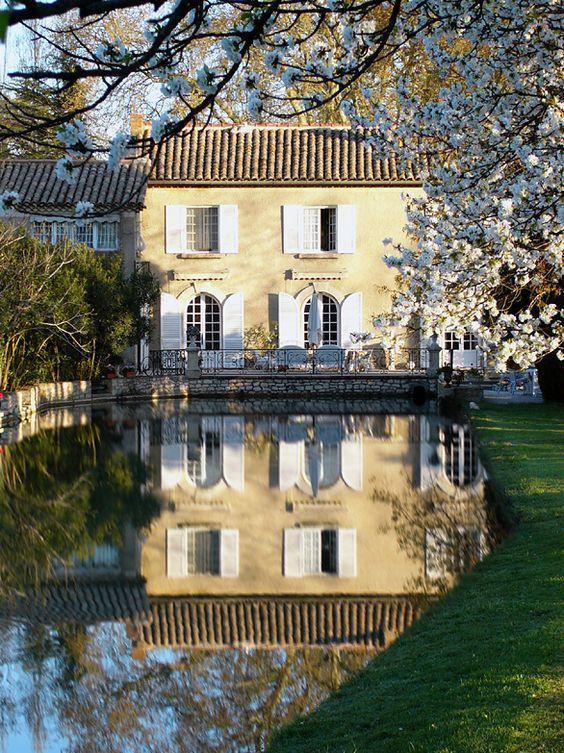 Domaine du Moulin, St. Laurent des Arbres, Provence, France
