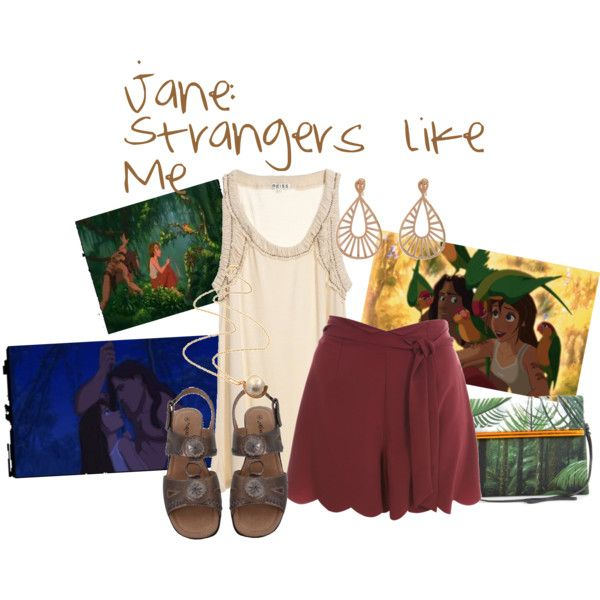 Jane: Strangers Like Me, created by agust20 on Polyvore