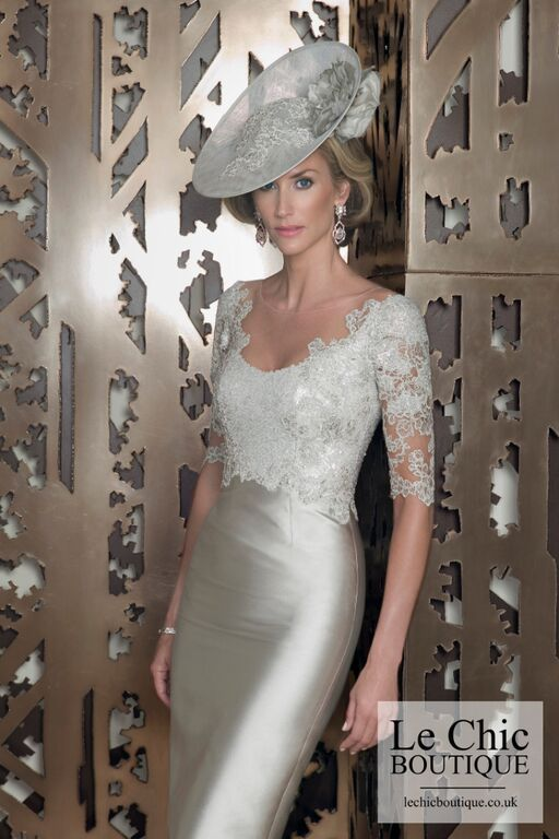 Mother Of The Bride Dress By Designer John Charles 25869