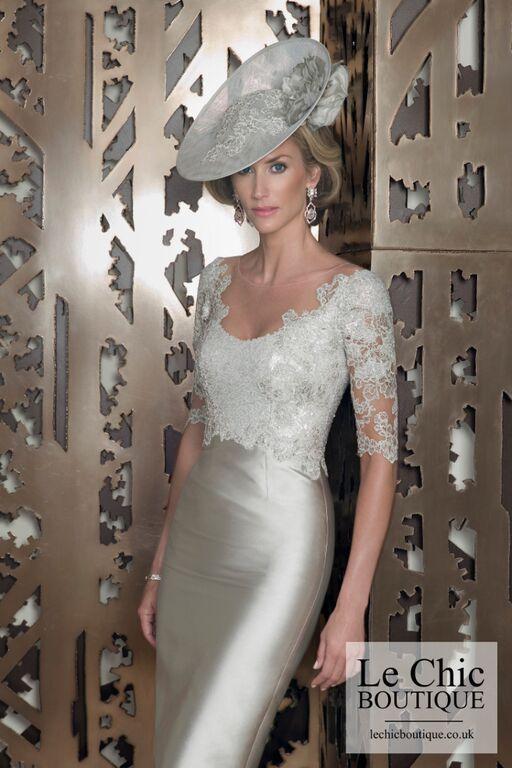 Mother of the Bride dress by designer John Charles 25869 - mother ...