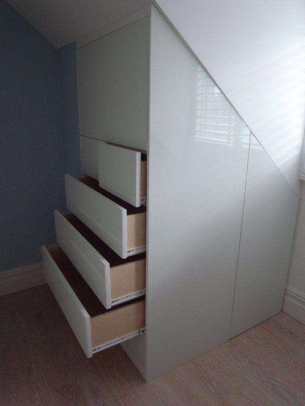 Begehbarer Kleiderschrank Dachschräge - Tolle Tipps zum - badezimmer mit schräge