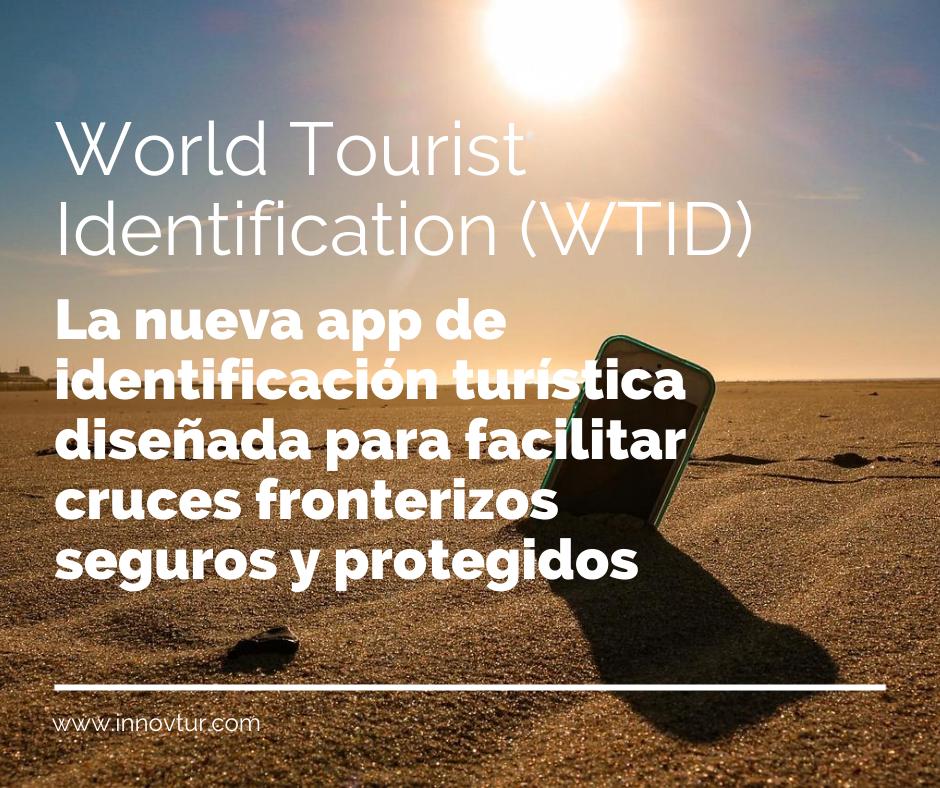 Nueva aplicación de identificación del turismo mundial