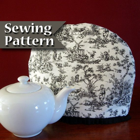 Magnificent Tea Cosy Sewing Pattern Festooning - Easy Scarf Knitting ...