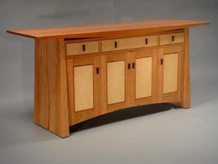 Meander Sideboard | Probst Furniture Makers
