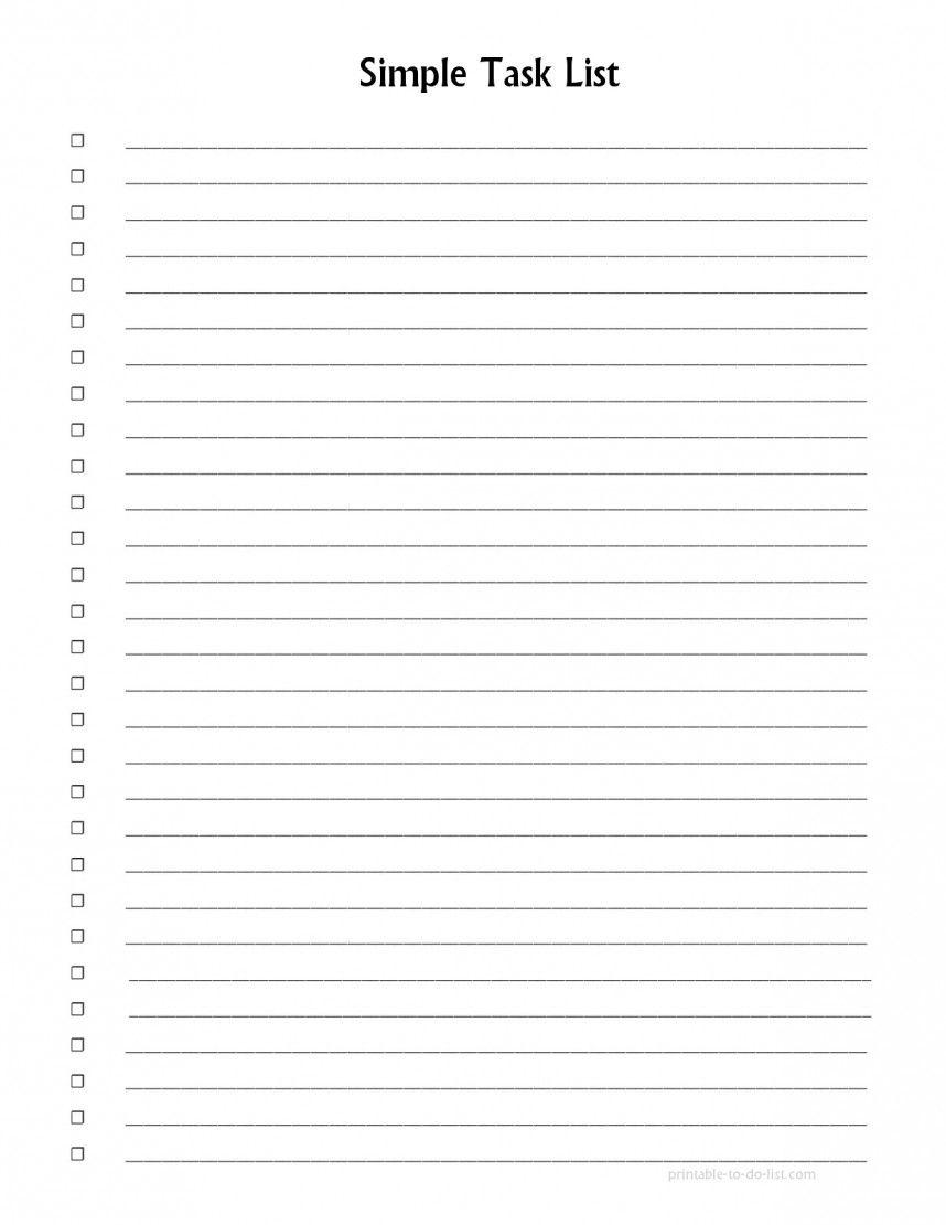 The Mesmerizing Rare Blank Checklist Template Word Ideas Microsoft Free Within Blank Checkli Checklist Template Printable Checklist Cleaning Checklist Template Microsoft to do list template