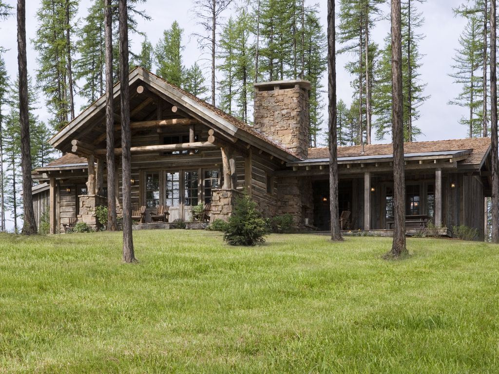 Modern Cabins With A Rustic Feel Just 15 Minutes From