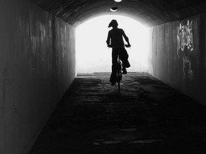 El tunel del tiempo. Premio fotografía Joven. Mireya Rivas Sánchez 300 b