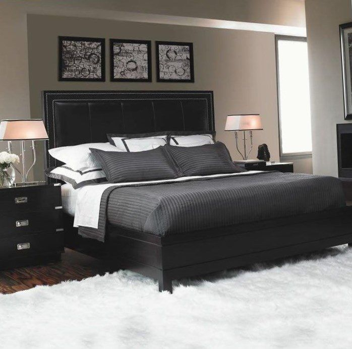 Bedroom Ideas With Black Furniture Https Bedroom Design 2017 Info Master Bedroom Master Bedroom Interior Design Bedroom Interior Contemporary Bedroom Sets