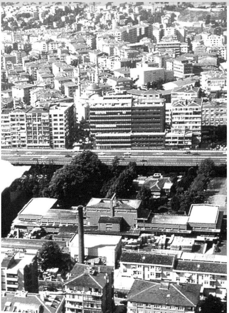 Likör'den Mecidiyeköy görünüm