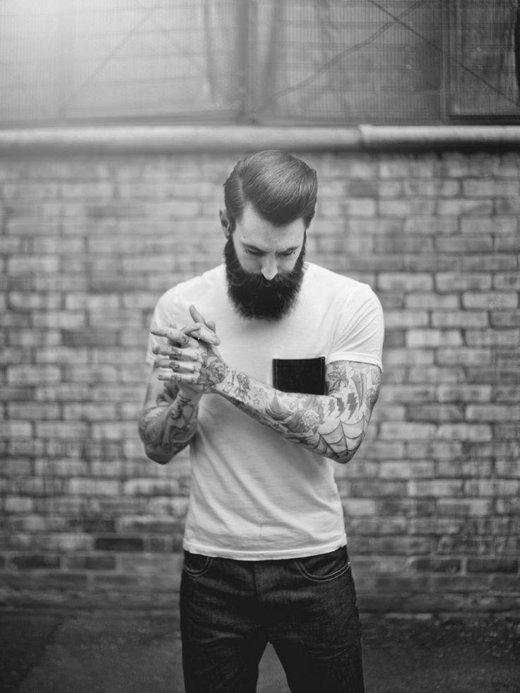 Tattoo Lust: Ricki Hall Pt. 2 | Fonda LaShay // Design → more on fondalashay.com/blog