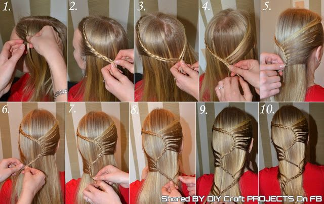 Sensational 1000 Images About Hairstyles On Pinterest Hairstyles For Women Draintrainus